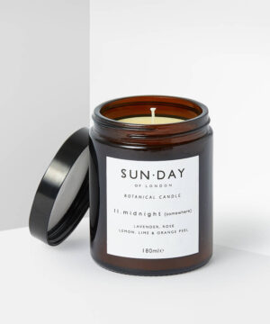 SUNDAY OF LONDON ||. MIDNIGHT (SOMEWHERE) CANDLE