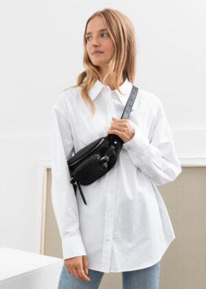 Oversized Organic Cotton Shirt